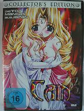 Cain - Die Macht der Liebe - Manga Erotik - wunderbare Fee, Schafhirte, Geist