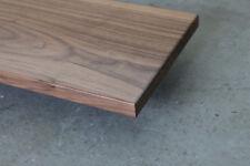 Holzplatte Nussbaum Massiv Holz Board Regal Regalbrett Brett Platte Wandboard