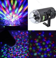 3W Crystal MagicBall Laser Stage Light L# For Party Disco Bar Lighting Bulb Show