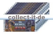 RA1 - Rebel Attax - Star Wars - Serie 1 - 10 Booster - Deutsch