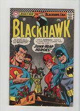 Blackhawk #228 - Superman Batman Flash Green Lantern Cover - 1967 (Grade 4.0) WH