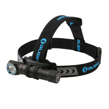 Olight H2r Nova LED Headlamp Torch 2300 Lumen Rechargeable Battery Charger Ip68