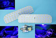 Holden VE VF Commodore Blue Full LED Interior Light Kit + Exact fit Panel Lights