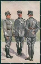 Military Soldiers Royal Dutch Army Van Oorschot 22 cartolina XF9186
