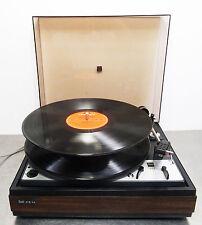 vintage hifi turntable Vollautomatik Plattenspieler Dual 1224 CS + Wechselachse