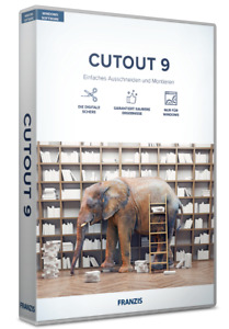 CutOut 9 professional for windows32/64**download version**
