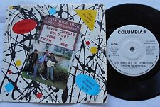 *ELVIS COSTELLO & THE ATTRACTIONS Accidents will VG++ CANADA 1978 PROMO PS EP 33