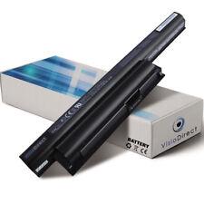 Batterie 4400mAh type VGP-BPS22 VGP-BPL22 VGP-BPS22/A VGP-BPS22A pour SONY Vaio