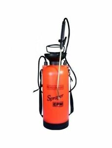Professional Manual Pressure Sprayer 5 Liters with Brass Lance