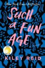 Such a Fun Age by Kiley Reid. New, Hardcover ~ FREE SHIPPING!!!