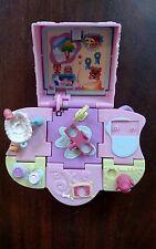 Littlest Pet Shop Teeniest Tiniest Teensies Mini Tiny Houses PLAYSET PURPLE