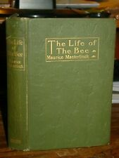 1911 The Life of the Bee, The Hive, Swarm, Queens, Nuptial Flight, Beekeeping
