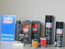 Sistema de mantenimiento KTM 690 DUKE R ENDURO smc-r Filtro aceite bujía