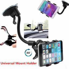 360°Rotation Car Mount Holder Universal Windshield Bracket For GPS Phone Samsung