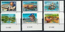 Guernsey 1982 La Societe Guernesiase, cylinder numbers MNH mint *COMBINED SHIP*