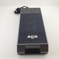 New listing Vintage Acr Vhs Video Cassette Rewinder Model Acr-659 Tested and Works