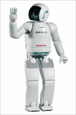 """ROBOT POSTER HONDA asimo human robot poster stampa 16 """"X 24"""""""