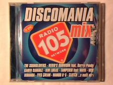CD DISCOMANIA MIX 1999 EIFFEL 65 SOUNDLOVERS CLUTCH MIRANDA COME NUOVO LIKE NEW