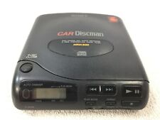 Sony Car Discman D-802K Portable CD Player Tested Japan
