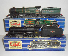 More details for hornby dublo 3-rail edlt20 wr bristol castle & lt25 lmr 8f 2-8-0 48158 boxed