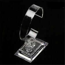 Acrylic Bracelet Bangle Wrist Watch Display Rack Holder Show Case Stand Tool