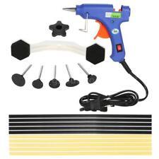 17Pcs Dent Puller Kit w/ Hot Melt Glue Gun Glue for Car Body Dent Repair P1P3