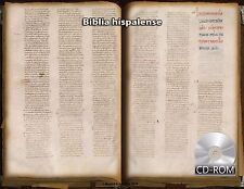 Biblia hispalense - The Seville Bible - Toletanus Codex - Created Around 900 AD