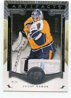 15/16 UPPER DECK ARTIFACTS ROOKIE RC #186 JUUSE SAROS /899 PREDATORS *45053