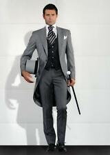 Cheap Suits Mens Wedding Tailcoats Groom Formal Suits Tailcoats Best Man Suits