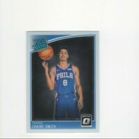 25 count lot 2018/19 Panini Optic Chrome Zhaire Smith Rookie Cards 76ers RC lot!