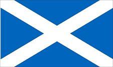 SCOTLAND ST ANDREW LIGHT BLUE NYLON FLAG 5X3 feet 150cm x 90cm flags