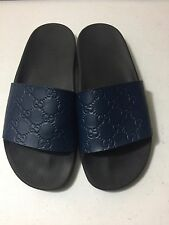 Gucci Signature Slide Sandals Size 40/G