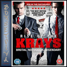 RISE OF THE KRAYS - Mariola Jaworska  ***BRAND NEW DVD ***
