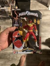 Power Rangers ZEO Legacy Collection Red Ranger Action Figure ~ 25 Years *NEW*