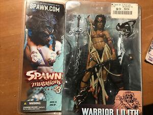 McFarlane Toys Warrior Lilith Action Figure Spawn Mutations Series 23 New NIB