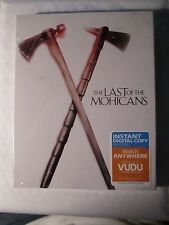 THE LAST OF THE MOHICANS BLU-RAY NEW