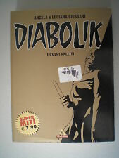 DIABOLIK - I colpi falliti, Super Miti Mondadori n. 49, 2004