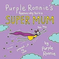 Purple Ronnie's Reasons Why You're a Super Mum, Andreae, Giles, Excellent Book