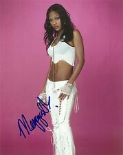 MEAGAN GOOD GENUINE AUTHENTIC SEXY SIGNED 10X8 PHOTO AFTAL & UACC A