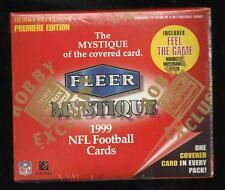 1999 FLEER MYSTIQUE FOOTBALL SEALED HOBBY BOX ? EMMITT SMITH PEYTON MANNING AUTO