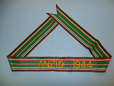 b3140 WW 2 US Army Flag Streamer European African Middle East Anzio 1944