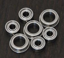 TEAM ASSOCIATED RC10 L3 / RC12 (L3 / L3O / L / LC / L4) Metal Sealed Bearing Set