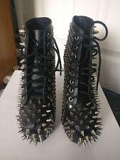 Jeffrey Campbell studded heels- size 6
