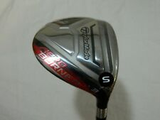 Brand New Taylormade Aeroburner-16 15* 3 Fairway Wood REAX Stiff graphite