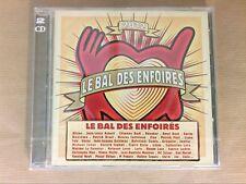 BOITIER 2 CD / LE BAL DES ENFOIRES / 2012 / NEUF SOUS CELLO