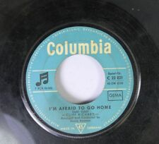Rock 45 Cliff Richard - I'M Afraid To Go Home / The Twelfth Of Never On Columbia