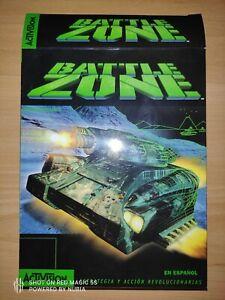 BattleZone - Activision - PC Caja Grande - Usado Español