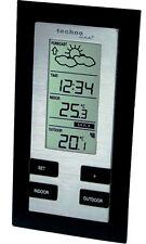 Technoline Station météo WS 9215.it Radio-thermomètre Min-Max 868 Mhz radio DCF