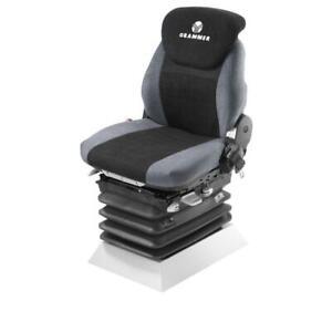 Grammer Schleppersitz Traktorsitz Luftsitz Schonbezug Maximo Compacto passend