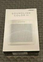 New Bose SoundLink Color Bluetooth Speaker II - Polar White